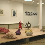 Estampes et céramiques d'artistes