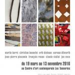 œuvre aux singuliers, jusqu'au 13 novembre au Centre d'art contemporain les Tanneries